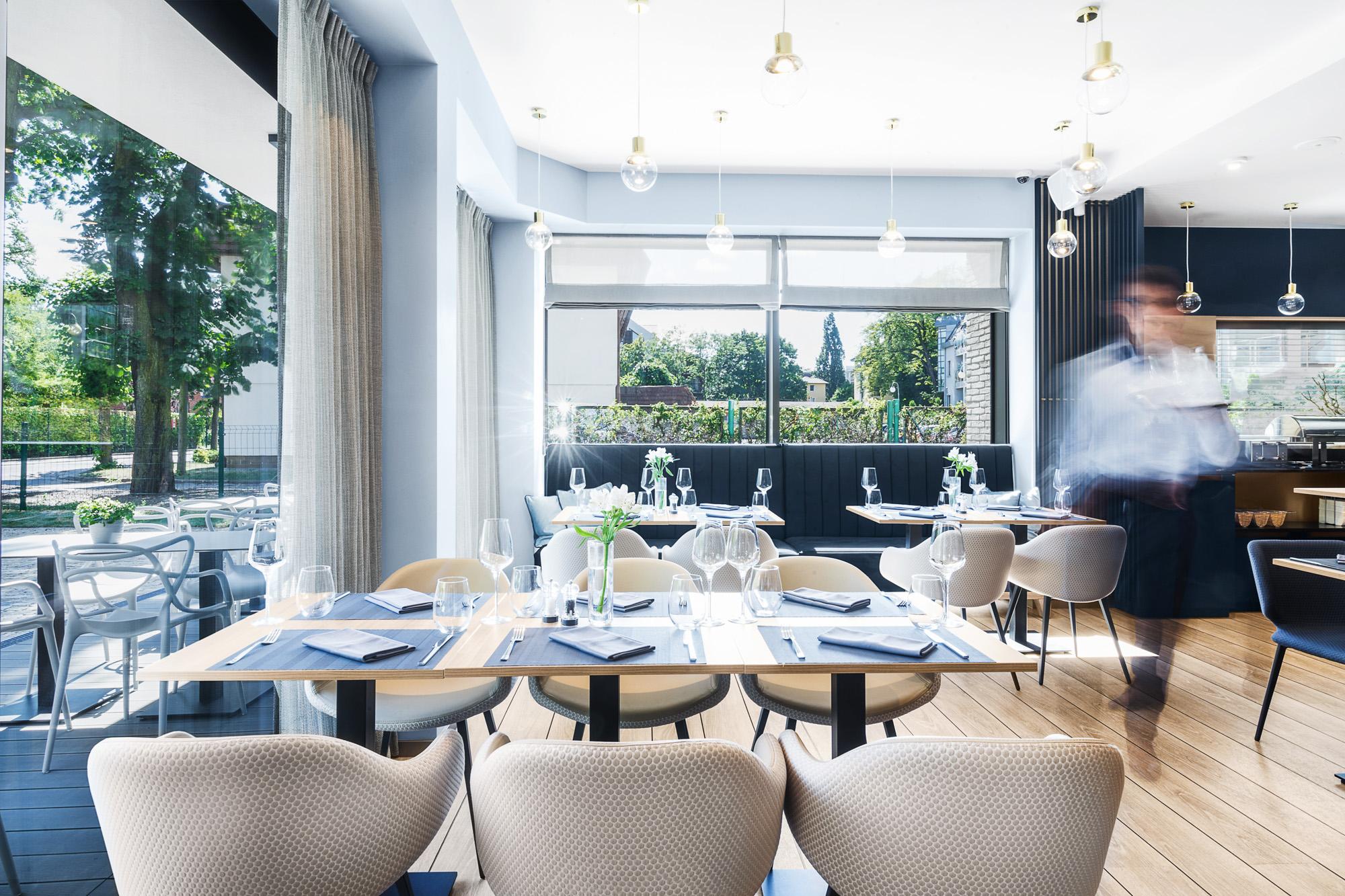 Hotel Testa - Restauracja Słona Woda