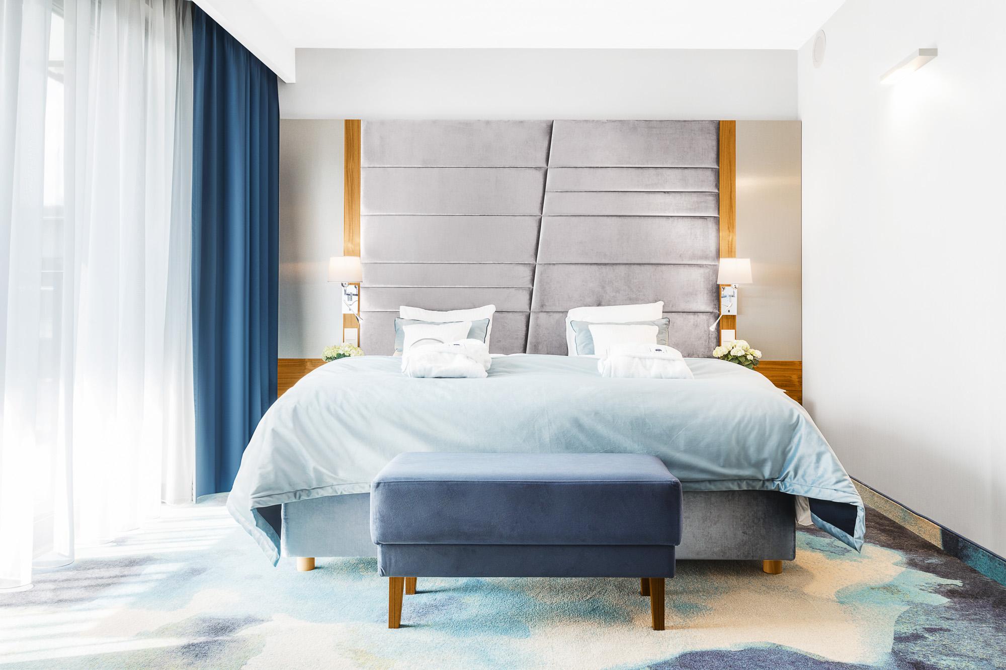 Hotel Testa - Pokój Deluxe