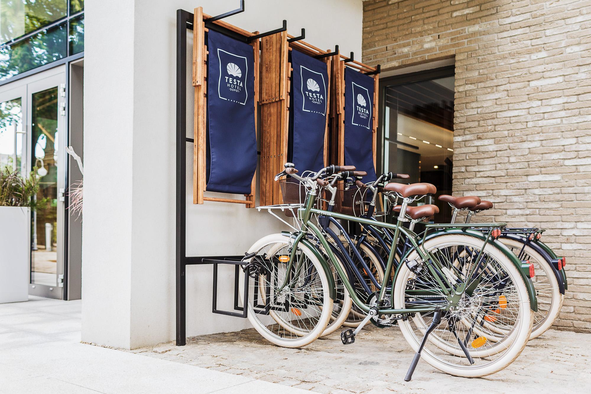 Hotel Testa - Rowery