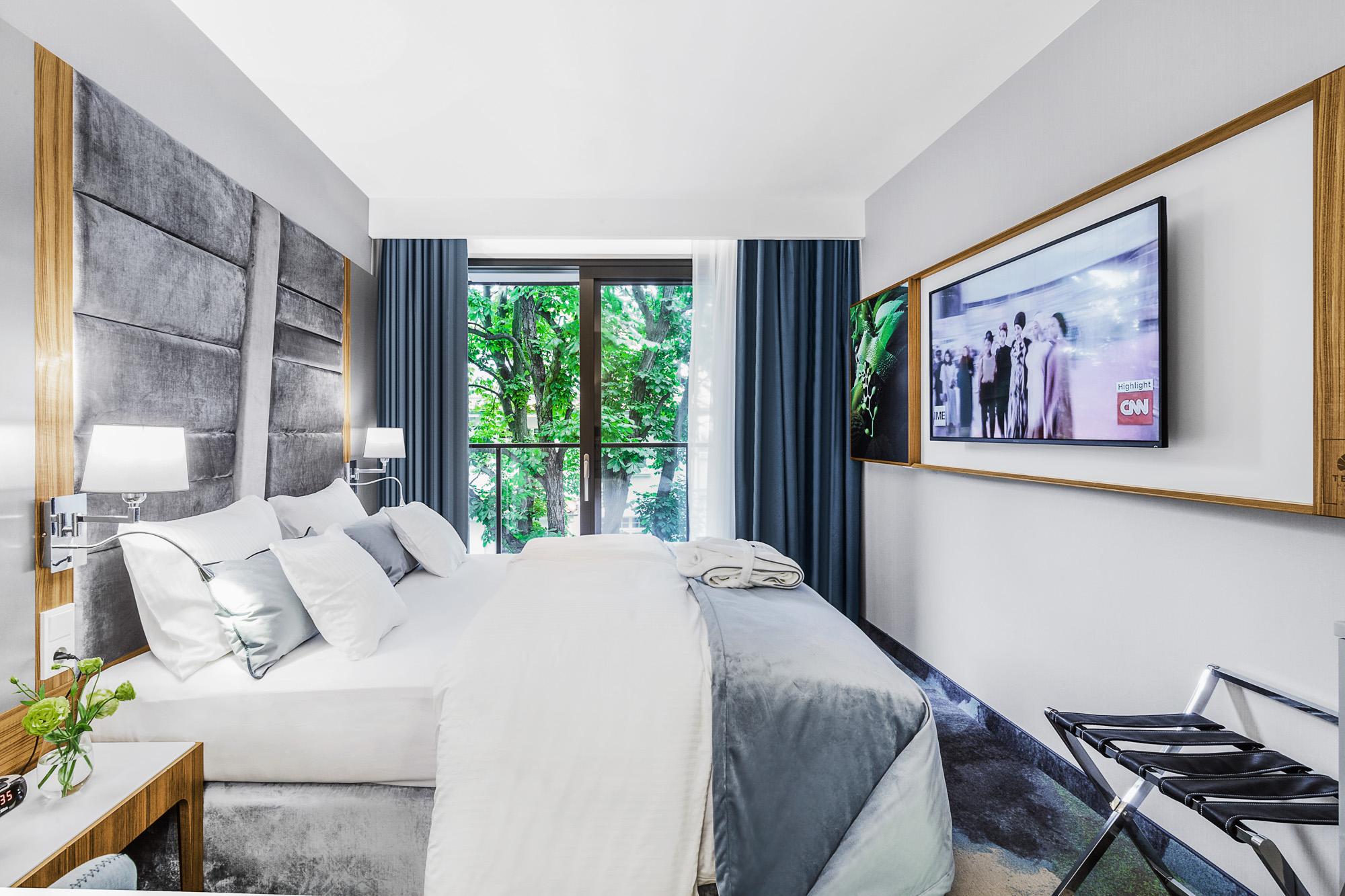 Hotel Testa - Pokój Economy