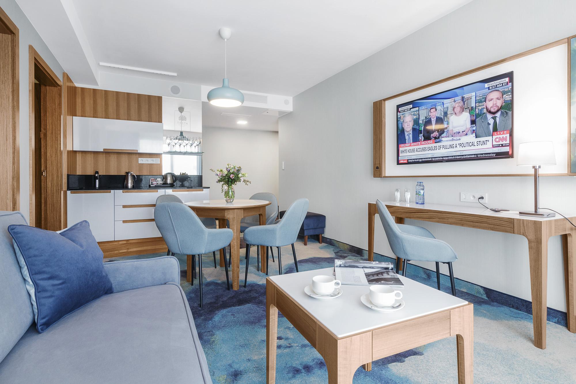 Hotel Testa - Apartament