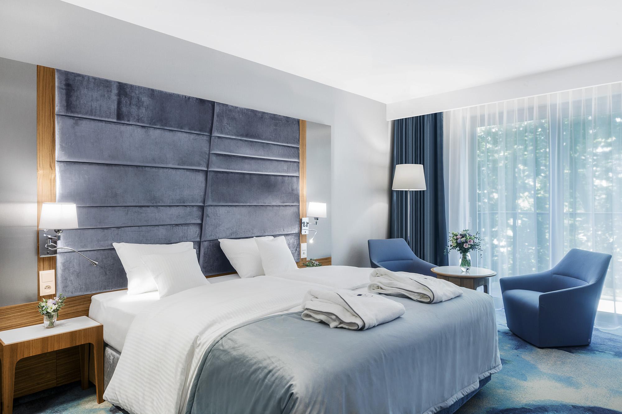 Hotel Testa - Pokój EconomyHotel Testa - Pokój Standard