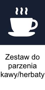 Hotel Testa - Ikonka kawa/herbata
